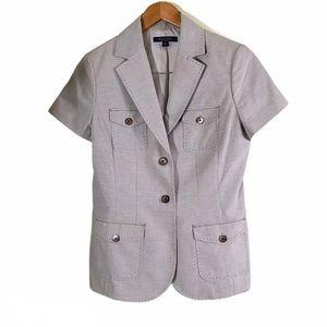 Brooks Brothers Sleeveless Tailored Vest NWOT